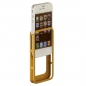 Mobile Preview: ISIONART AluCase für iPhone 4 und 4s gold